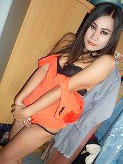 Hot Thai Ladyboy