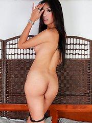 Megan is a sexy 21 year old Bangkok girl