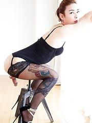 Dirty japan shemale Hyori