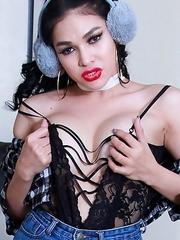 TS Filipina Hot Sexy Juicy Ass