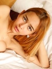 Hot Thai ladyboy Yuki fucked by white tourist
