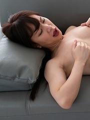 Cock Locked Serina Tachibana Anal Slave